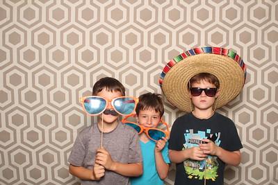 2015 E.P. Clarke Picnic photo booth photos by: Ben Pancoast Photography