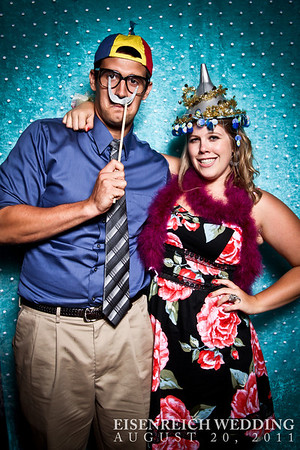 Eisenreich Wedding Photobooth