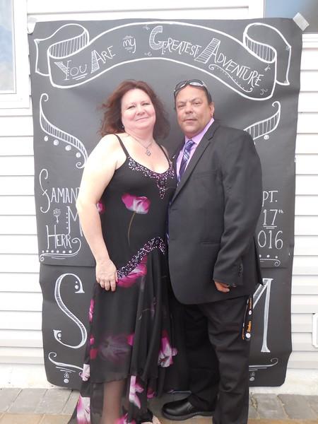 Samantha & Marc Herr Wedding Photo Booth