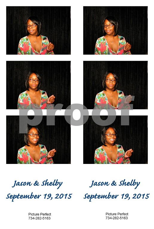 Jason & Shelby's Wedding