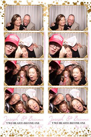 Joseph & Briana Wedding 2016