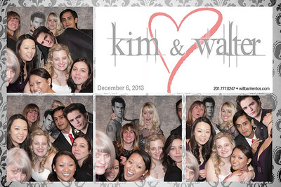 Kim + Walter | Photo Booth