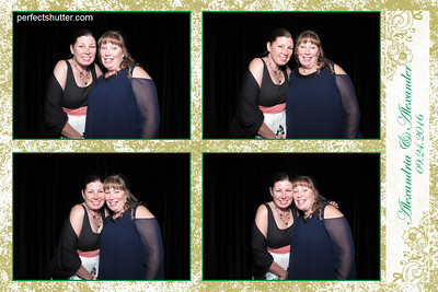 Kingsville, On:  Alexander & Alexandria, Photo Booth Rental