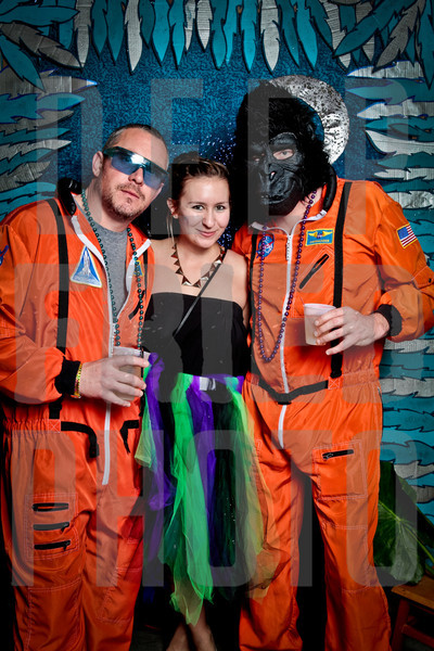 Krewe De Lune Space Ball
