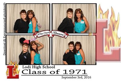 Lodi High Class of 1971