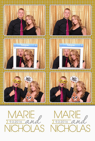 09-03-2016 Mamone Hendrix Wedding Photo Booth