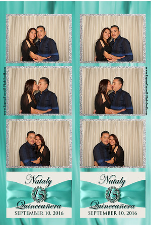 Nataly Quinceanera September 10, 2016