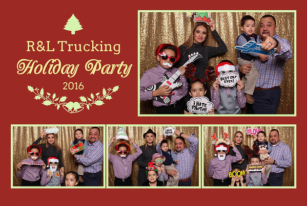 R&L Trucking 2016 Holiday Party
