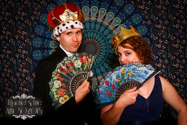 Rachel and Eric's Wedding 5/30/15
