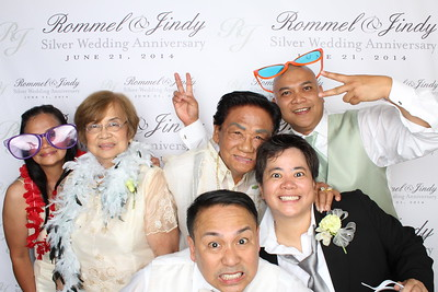 Rommel and Jindy - 25th Wedding Anniversary
