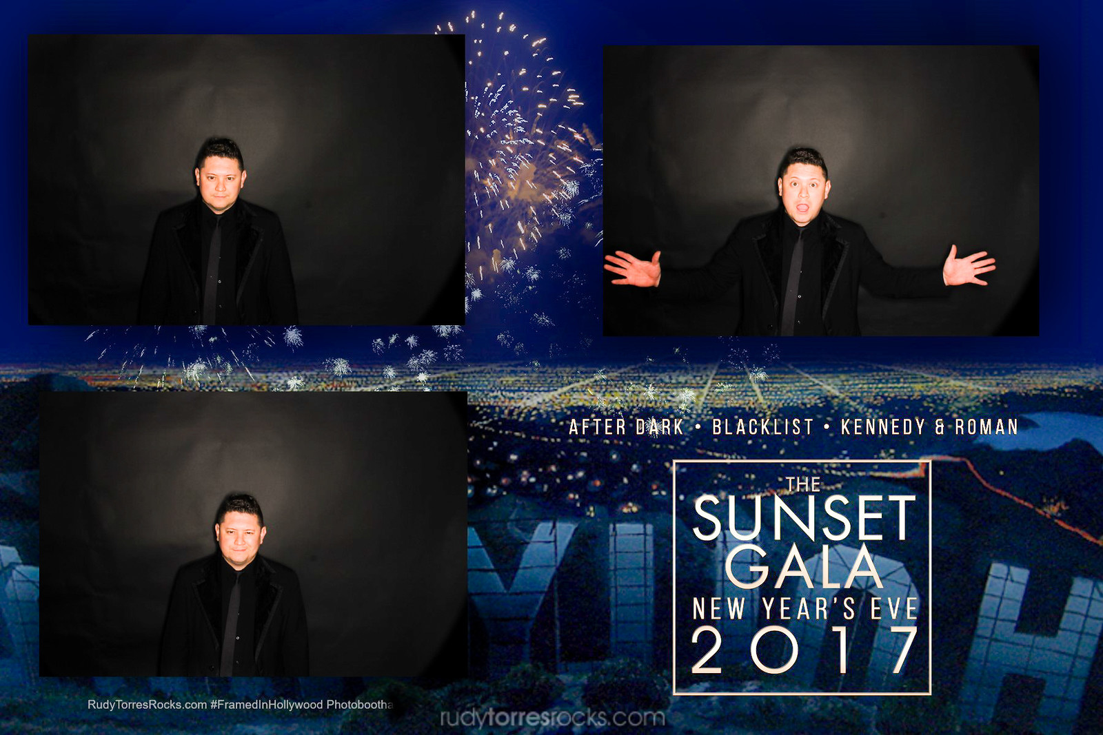 Sunset Gala New Year's Eve Party 12.31.20116
