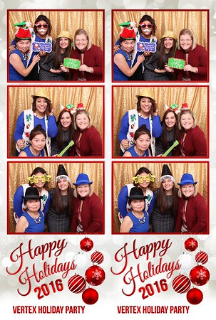 Vertex Inc 2016 Holiday Party