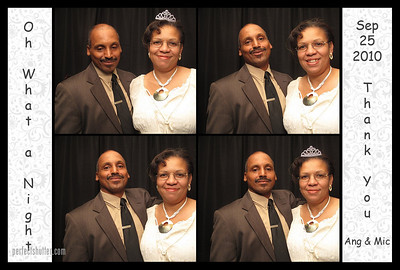 Windsor, ON: Angela   Mic Wedding Photo Booth Rental