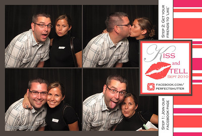 Windsor, ON: Kiss and Tell Promotion Photo Booth Rental