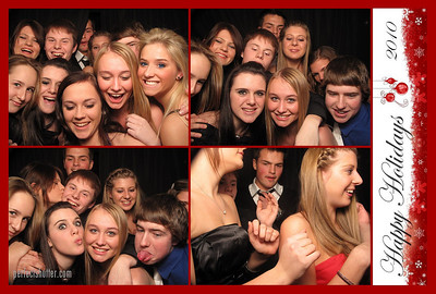 Windsor, ON: Macdonald Xmas Party Photo Booth Rental
