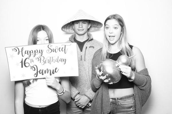 Jamie's 16th  Birthday