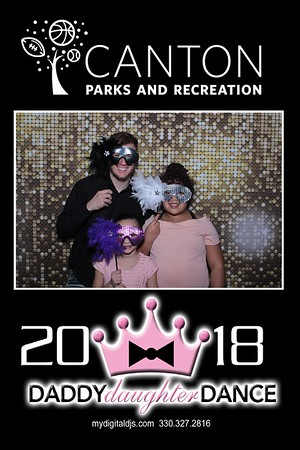 Canton Parks Father Daughter Dance 2018