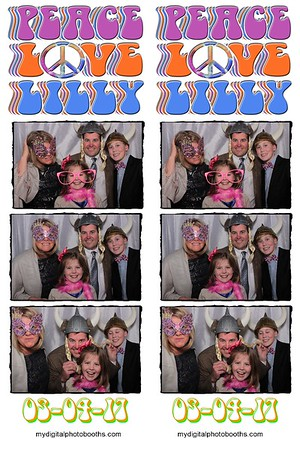 Lilly's Bat Mitzvah