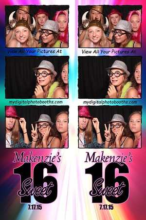 Makenzie Sweet 16