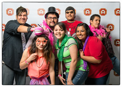 Alamo Drafthouse Employees Party Photobooth by Steve Rogers Photography. You can purchase a high rez download or order prints.