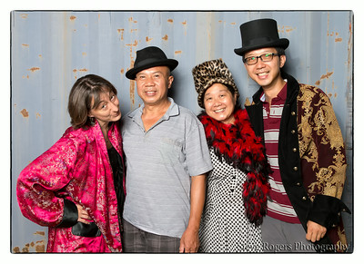 Bizarre Bazaar Photo booth
