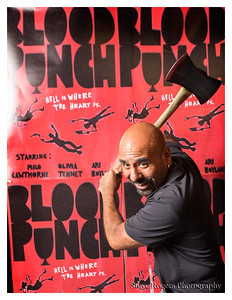 World Premiere of Blood Punch at the 2013 Austin Film Festival