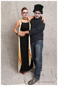 Photobooth: Cumpleanos de los Muertos