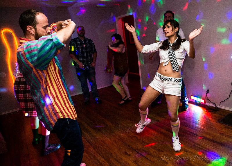 Dana's 80's/90's Birthday Dance Party!