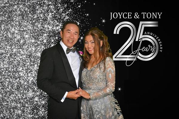 Joyce & Tony Anniv Photo Booth