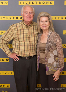 Mellow Yellow Benefit, a party to raise money for the Livestrong Challenge to fight cancer.