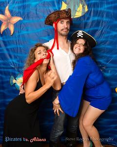 Andreas' Birthday Party: Pirates vs. Aliens