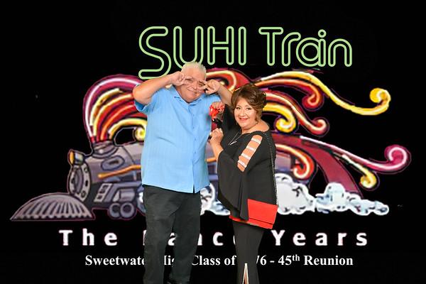 SUHI 76 - 45th Reunion Photo Booth