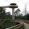 Clingman's Dome overlook