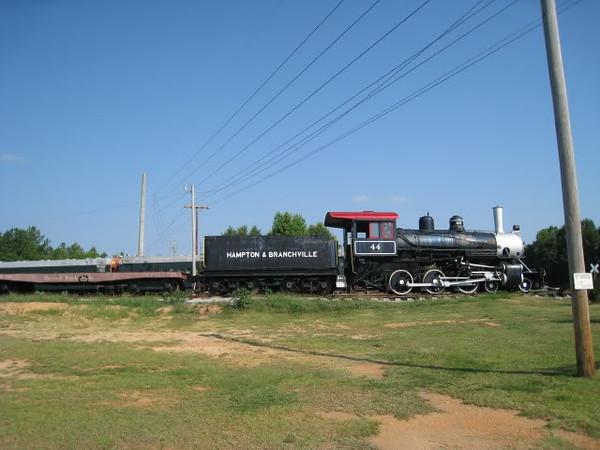 SC Railroad Museum