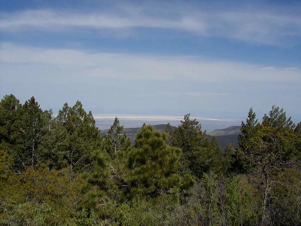 Sunspot Observatory Overlook