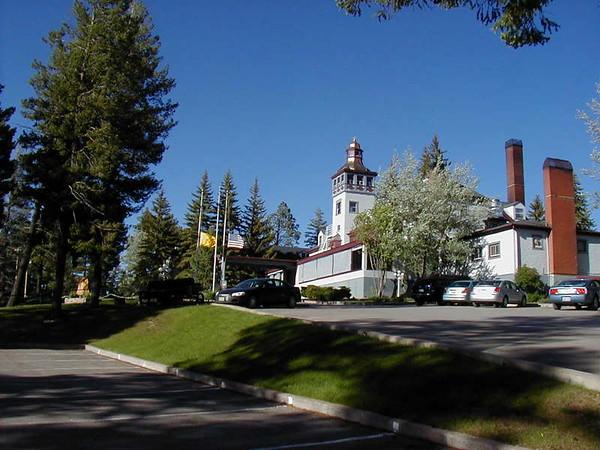 The Lodge at Cloudcroft