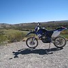 WR250 at Boquillas Canyon