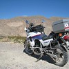 fine looking bike by boquillas canyon