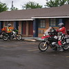Abilene riders heading out