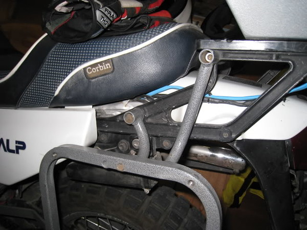 left side HT rack