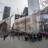 9/11 Memorial Plaza (March 2015) [by Marc Rochkind]