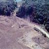 Scene in Somerset County, Pennsylvania, where Flight 93 crashed,17-Nov-2001