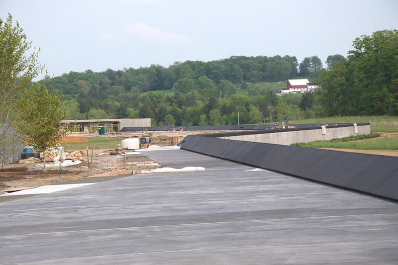 Memorial Plaza under construction, May 2011 (Image credit:  Dick Snodgrass)