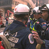 New York, NY, September 13, 2001 -- Urban Search and Rescue specialists continue to search for survivors amongst the wreckage at the World Trade Center.<br /> <br /> Photo by Andrea Booher/ FEMA News Photo