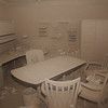 New York, NY, September 20, 2001 -- A dust covered office in building near the World Trade Center.<br /> <br /> Photo by Andrea Booher/ FEMA News Photo