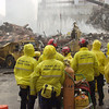 New York, NY, September 20, 2001 -- Rescue workers from the Texas Task Force-1 Urban Search and Rescue team prepare to enter the World Trade Center crash site.<br /> <br /> Photo by Mike Rieger/ FEMA News Photo