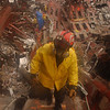 New York, NY, September 20, 2001 -- FEMA's Urban Search and Rescue teams search for survivors amongst the wreckage of the World Trade Center.<br /> <br /> Photo by Andrea Booher/ FEMA News Photo