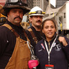 New York, NY, September 29, 2001 -- NY Fire Dept. paramedics at the site of the World Trade Center.<br /> <br /> Photo by Andrea Booher/ FEMA News Photo