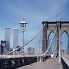 World Trace Center, taken from Brooklyn Bridge.[© Carol M. Highsmith]