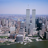 New York City Skyline - World Trade Center